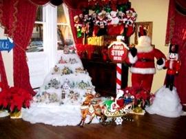Dịch vụ trang trí Noel 2012 tại Đà Nẵng : 0988161701