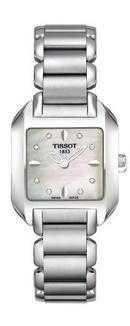 Tp. Hồ Chí Minh: Đồng hồ nữ Tissot Classic Dream White Leather, mua hàng Mỹ tại e24h CL1166985P1