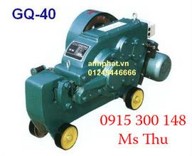 Máy cắt sắt GQ40 Động cơ 2. 2kw/ 380V Trung Quốc Điện