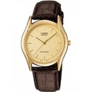 Tp. Hồ Chí Minh: Đồng hồ chính hãng Casio Brown Leather Men's watch #MTP1094Q-9A. CL1166985P1
