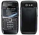 Tp. Hồ Chí Minh: Nokia E71 Black fullbox CL1166071
