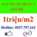 Bình Dương: Lô H20 Mỹ Phước 3, cần bán gấp giá rẻ chính chủ CL1167552P11