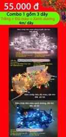 Tp. Hồ Chí Minh: Combo 3 dây đèn trang trí Noel, Tết giá 55. 000đ CL1177094P9