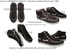 Những mẫu giày nam Linhkent HOT nhất mùa đông năm 2012