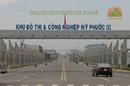 Bình Dương: Bán đất Mỹ Phước 3 kinh doanh ngay phong thủy tốt CL1168149