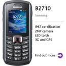 Tp. Hồ Chí Minh: Samsung B2710 siêu bền CL1166071