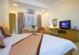 Hà Nội: Cherry Hotel đỉnh cao chất lượng phục vụ