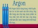 Bình Dương: Argon CL1164397