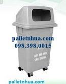 Tp. Hồ Chí Minh: Thùng rác nhựa, thùng đựng rác 240L CL1164738