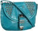 Tp. Hồ Chí Minh: Túi xách Hiệu Rebecca Minkoff Trust Shoulder Bag, Aqua CUS20707