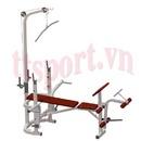 Tp. Hà Nội: Ghế tập tạ , ghế đẩy tạ, dụng cụ thể hình chuyên nghiệp giá rẻ tại THiên Trường CL1167951