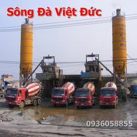 bê tông thương phẩm Việt Đức