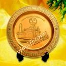 Tp. Hà Nội: Chuyên sản xuất, cung cấp các loại đĩa đồng đẹp, in khắc chạm nổi logo lên đĩa CL1167717