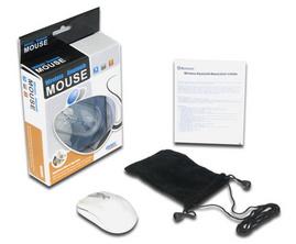 Chuột không dây KINAMAX BT-WMS Wireless Bluetooth Optical Mouse. Mua hàng Mỹ tại