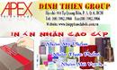 Tp. Hồ Chí Minh: In Ấn Decal Cuộn Dùng Cho Máy Dán Nhãn Tự Động Công Nghệ Flexographic CL1049105