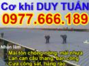 Tp. Hà Nội: Xưởng cơ khí DUY TUẤN, nhận làm MÁI TÔN, mái nhựa tại Hà Nội CL1174363