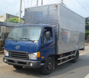 Bình Dương: bán xe tải hyundai 1,25t nhập khẩu thùng đông lạnh ( còn 90% ) CL1163876