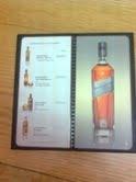 Tp. Hồ Chí Minh: Cơ sở làm sổ menu, bìa sổ menu bằng da, simili, PU, in logo công ty lên bìa menu CL1128107