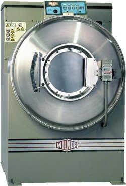 Máy giặt vắt CN loại 25 kg , Hãng SX: Milnor - Mỹ (nhà đại diện PP. tại Việt Nam