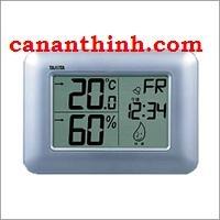 Nhiệt ẩm kế điện tử TT 530 - Tanita Japan . Lh Ms Hòa : 0914 010 697
