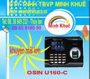 Bà Rịa-Vũng Tàu: Máy chấm công OSIN U160C giá rẽ tại minh khuê CL1175103P4