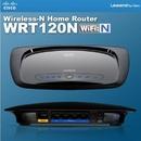 Tp. Hồ Chí Minh: Bộ phát Wireless Cisco-Linksys WRT120N Wireless-N Home Router CL1185456