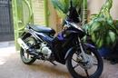 Tp. Hồ Chí Minh: Cần bán Exciter 135c RC đời 2009, màu đen tím, mới 99%zin chưa bung dán keo nguy CL1183189