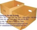 Tp. Hà Nội: cơ sở chuyên sản xuất, bán buôn, bán lẻ thùng carton giá rẻ CL1133140