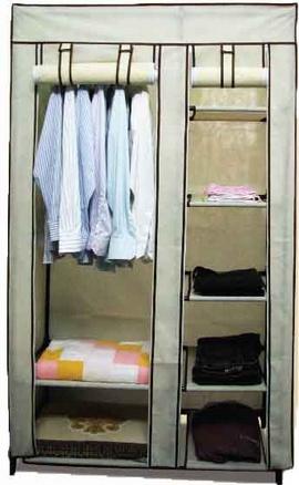 Tủ vải: tủ đựng quần áo bằng vải, tủ để quần áo bằng vải