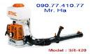 Tp. Hồ Chí Minh: Máy phun thuốc diệt muỗi, phòng chống dịch y tế dự phòng STIHL SR 420 CL1179129P6