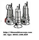 Tp. Hà Nội: 0983. 480. 889- Bơm chìm nước thải hãng Ebara, model DW VOX CL1177309
