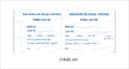 Tp. Hà Nội: In vé gửi xe, quyển vé trông giữ xe, phiếu trông xe CL1177068