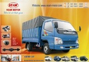 Tp. Hồ Chí Minh: Xe tải Veam 1T 1T25 1T4 1T9 2T5 giá tốt nhất thùng kín, bạt, lửng CL1176311P8