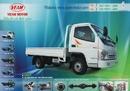 Tp. Hồ Chí Minh: Xe tải Veam 990Kg giá tốt nhất, Xe tải Veam 990Kg thùng bạt, kín giao xe ngay! CL1176311P8