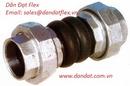 Cà Mau: khớp nối mềm lắp bích/ khớp nối mềm cao su CL1177049