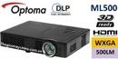 Tp. Hà Nội: Giảm giá Máy chiếu mini Optoma ML500 đón xuân 2013 CL1173134P6