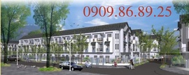 Bán nhà khu dân cư đẳng cấp liền kề Q. Tân Bình, Q. Tân Phú_13tr/ m2
