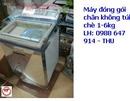 Tp. Hà Nội: máy hút chân không, hút túi trà, hút túi chè, hút chân không thịt, cá, đóng gói CL1177970