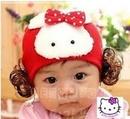 Tp. Hồ Chí Minh: Combo 2 nón len có tóc đáng yêu cho bé CL1199773P9