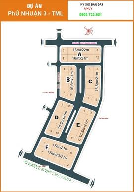 Bán đất Phú Nhuận thạnh mỹ lợi Quận 2. giá: 18tr/ m2.