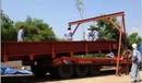 Bình Thuận: Cân ô tô xe tải bàn nổi 60-120 tan CL1108800P9