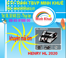 Bà Rịa-Vũng Tàu: giảm giá Máy đếm tiền henry hl -2020 giá rẽ duy nhất tại minh khuê CL1211056P17