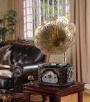 Tp. Hồ Chí Minh: máy hát loa kèn quà cho dịp tết trang trí ngôi nhà chào đón tết CL1165872