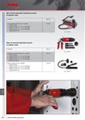 Tp. Hải Phòng: Chuyên phân phối thiết bị đục lỗ thủy lực CL1180250
