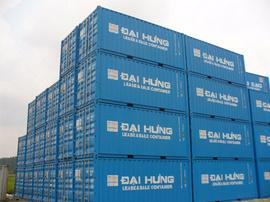 ban container van phong, container kho tai Ha Noi - Hai Phong - Ha Tinh