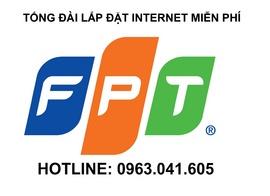 Tổng đài lắp mạng FPT tại quận Tân Phú 0963. 041. 605