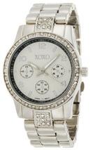 Tp. Hồ Chí Minh: Đồng hồ nữ XOXO Women's XO5203 Rhinestone Accent Silver-tone Bracelet. E24h. vn CL1182523