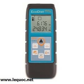 Thiết bị đo khoảng cách bằng laser Ecodist Plus GEO-Fennel GmbH (Germany)