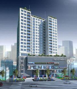 Cho thuê căn hộ Satra Eximland giá siêu rẻ