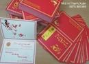 Tp. Hà Nội: In thiệp tết giá rẻ nhất Hà nội, bán buôn các loại phôi thiệp tết chất lượng CL1182130